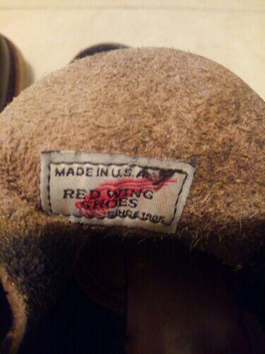 レッドウイング アイリッシュセッター 黒 99年モデル